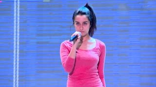 Exclusive: Shraddha Kapoor's rehearsal for The Global Citizen India Concert 2016