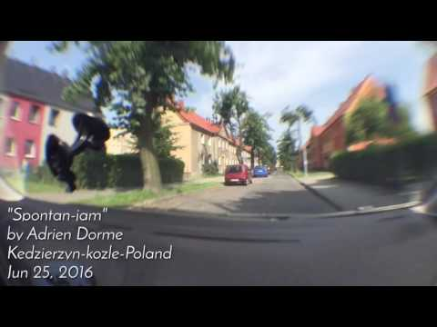 Adrien Dorme  -  time-lapse graffiti -Poland-2016