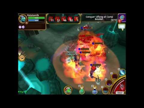 Arcane Legends:Arcane Pendant in Action Part 2