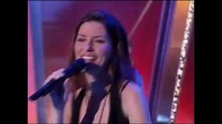 Shania Twain- Ka-Ching! (Live - Ant Dec) - 2003