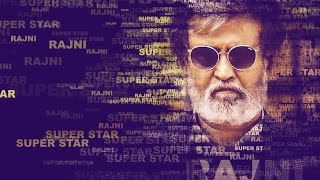 Photoshop Tutorial : Portrait Text Effect | Rajini Photo Effects | Kabali | Movie poster