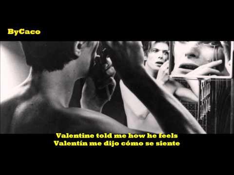 David Bowie - Valentine's Day Sub Español
