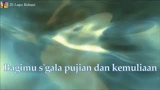 [Lirik Rohani] Jason feat.  HFC - Lebih Dalam Kumenyembah