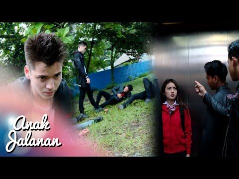 Boy Marah Banget Reva Di Ancam Black Cobra [Anak Jalanan][ 26 April 2016]