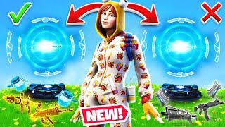 GUESS the TELEPORTER *NEW* Game Mode in Fortnite Battle Royale