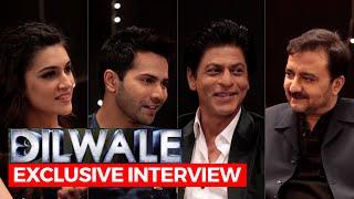 DILWALE | Shahrukh Khan says