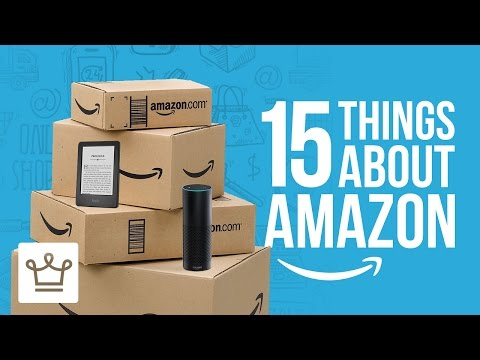 watch 15 Things You Didn't Know About Amazon