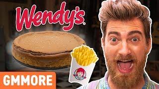 Wendy's Frosty Cheesecake Taste Test