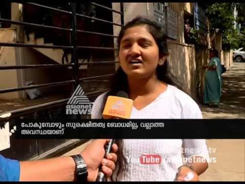 Bangalore Molestation: Ladies are afraid to live in Bangalore