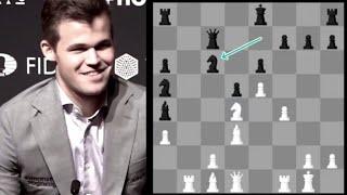 Magnus Carlsen vs himself at 23