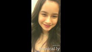√Jillian Ward Musical.ly Compilation 😍😘💋 ~ Ang gandang bataaaaah!! 😱