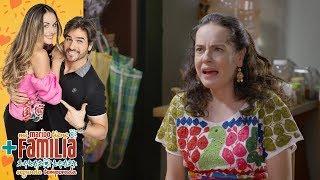 Polita es amenazada por Doña Imelda | Mi marido tiene más familia - Televisa