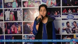 Our Talented upcoming singers Yukta