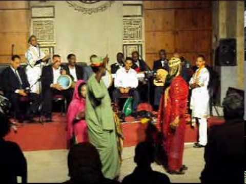 رقصة العرس السوداني الغورية، القاهرة