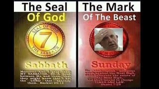 """The Mark of The Beast ~ A """"Sunday Law"""" is Coming"""