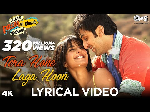 Xxx Mp4 Tera Hone Laga Hoon Lyrical Video Ajab Prem Ki Ghazab Kahani Atif Aslam Ranbir Katrina 3gp Sex