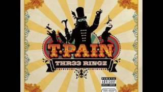 T-Pain - Thr33 Ringz - Long Lap Dance