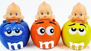 Learn Colors M&M