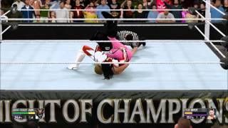 WWE 2K16: All moves in the