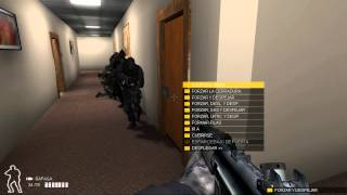 Swat 4 Sheriff's Special Forces Mision 3: California Security Bank (Español)