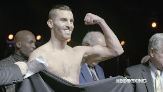 Saunders vs. Lemieux Weigh-In Recap (HBO Boxing News)