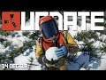 Download Video Download Snowballs, snow machines and tweaks | Rust update 14th December 2018 3GP MP4 FLV
