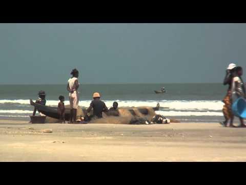 26 Llegada a la playa de Betania en Morondava Viaje a Madagascar