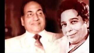 RAFI & SHAMSHAD-Film-JEEVAN SATHI:(1949):-Mohabbat Rog Bankar dil ki- [Rarest Gem-78 RPM Audio]