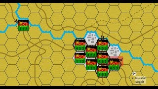 Defence Of Jalalabad - Afghanistan, Asia, 1978