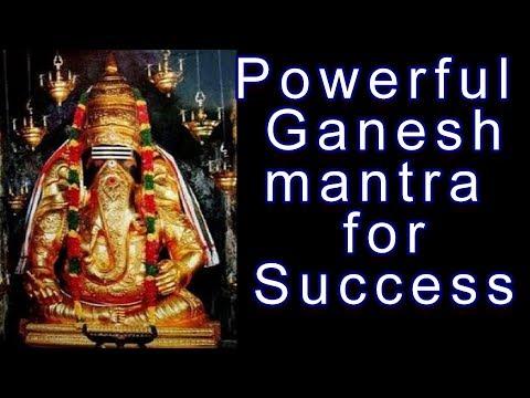 Xxx Mp4 Powerful Ganapati Mantra For Success 3gp Sex
