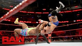 The New Day vs. The Revival: Raw, April 3, 2017