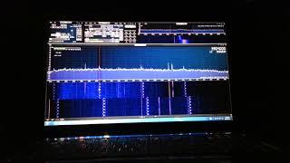HAARP RECORDING BEFORE IRAQ IRAN EARTHQUAKE !!!