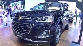 All new 2016, 2017 Chevrolet Captiva LTZ, AWD, 181hp 2.2-litre engine