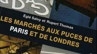 guide : les marches aux puces de Paris et de Londres