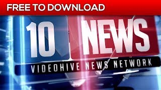 News Ident Pack | After Effects Template | Free Download