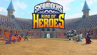 Skylanders: Ring of Heroes Official Full Trailer