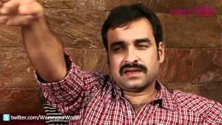 Gangs of Wasseypur   Making of opening scene   Anurag Kashyap   Pankaj Tripathi