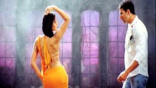 Katrina Kaif Hot In Backless Saree