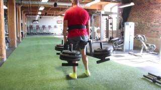 Strencor Product Testing at Loray Athletic Club