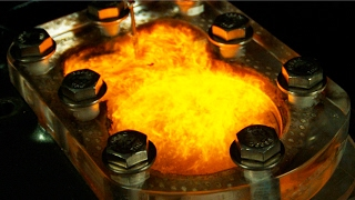 See Through Engine (P.2) - Tequila, 151, Propane -Visible Internal Combustion - 4K Slow Motion