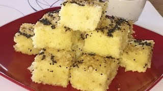 Instant Khatta Dhokla Video Recipe by Bhavna | Rava Dhokla Recipe