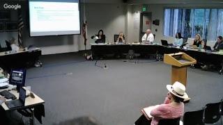Regular Meeting of the Board of Martinez USD - 8/14/17