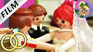 بلايموبيل فيلم | حفل زفاف أيما-تزوجت من دليفورى بوى ؟  فيلم للأطفال