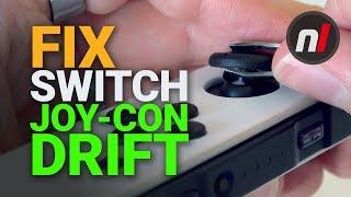 How To Fix Your Drifting Joy-Con Stick - Nintendo Switch