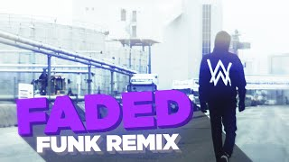 Alan Walker - Faded (SrSider Funk Remix)