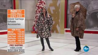 HSN | Clever Carriage Company Fashions & Accessories 12.14.2016 - 02 AM