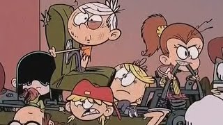Redirect Blind Reaction to: The Loud House