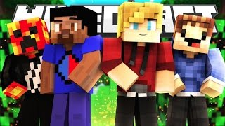 PLAYING MINECRAFT WITH THE PACK!