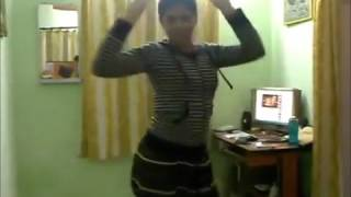 Beautiful Indian girl dancing 1