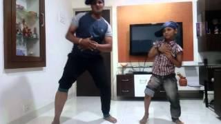 Manma emotion jage re dance step